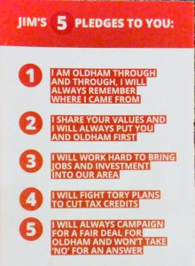 Jim McMahon's 5 pledges to you