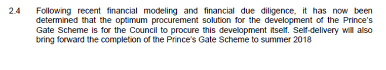 Taken from the latest Oldham Council documents