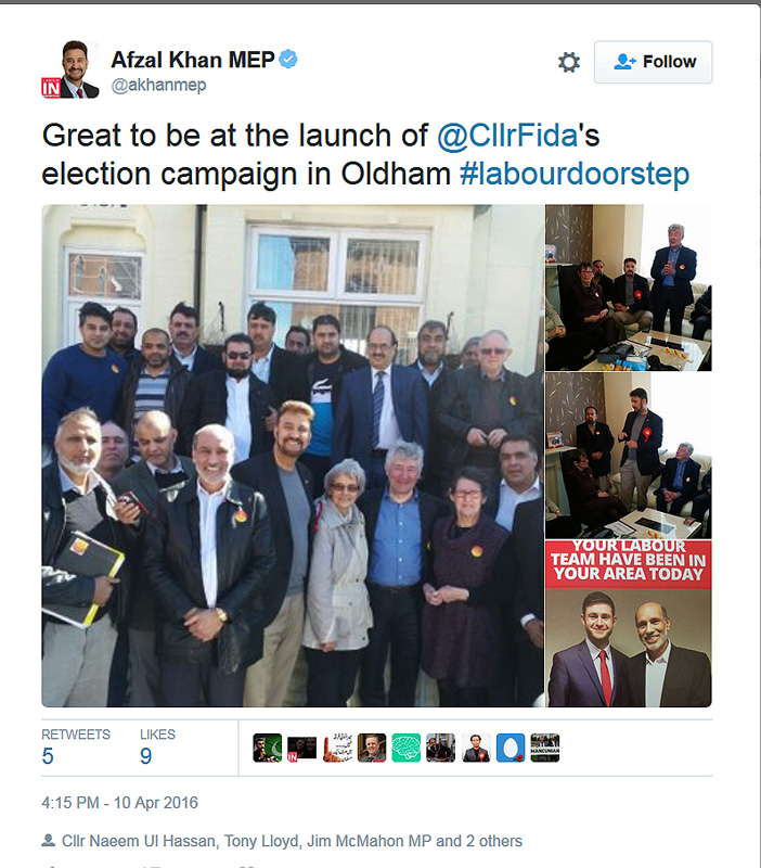 A depressing view of Oldham politics